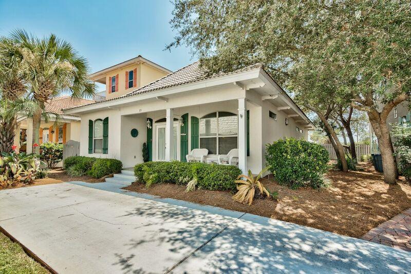 Destin Florida Vacation Rental Magnolia Manor Located In Emerald Shores